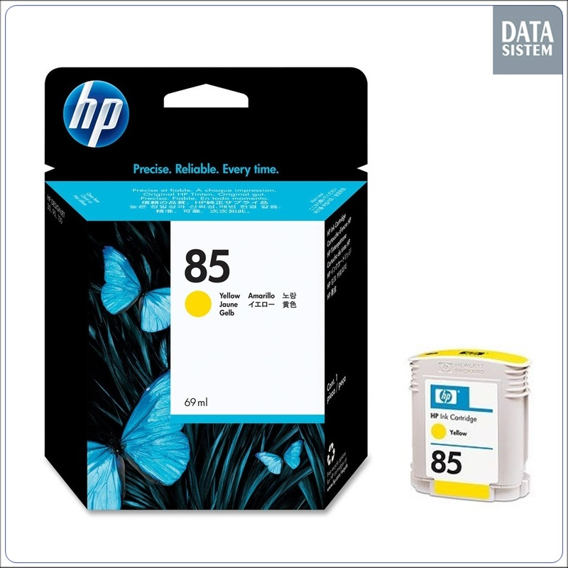 Cartus <b>HP 85 yellow</b> (C9427A)
